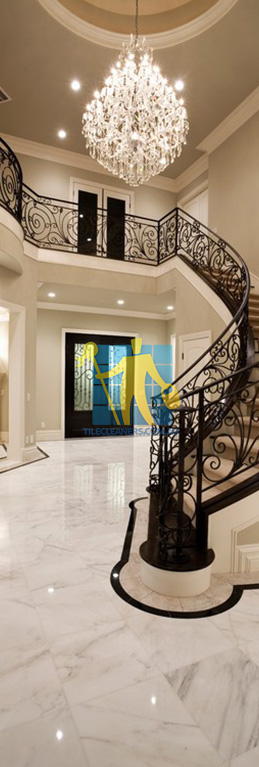 marble tiles traditional entry with polished light marble tiles shiny Adelaide