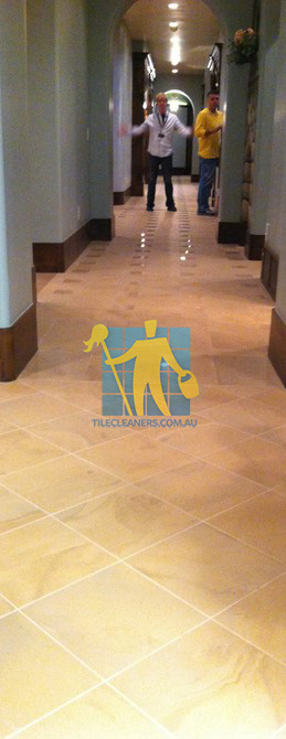 traditional entry with large porcelain tiles were laid in a basketweave pattern Port Adelaide